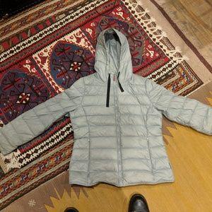 Calvin Klein light down women's jacket size L